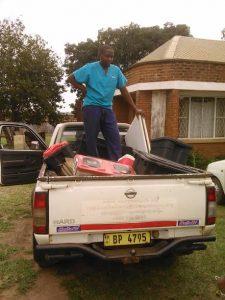 Trucken